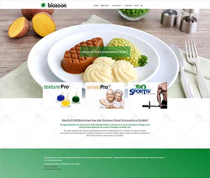 نوآوری های مواد غذایی BIOZOON