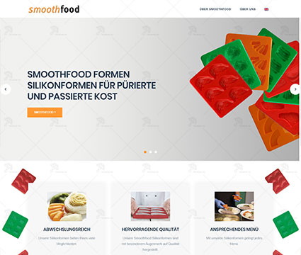 قالب های مواد غذایی نوآوری شده