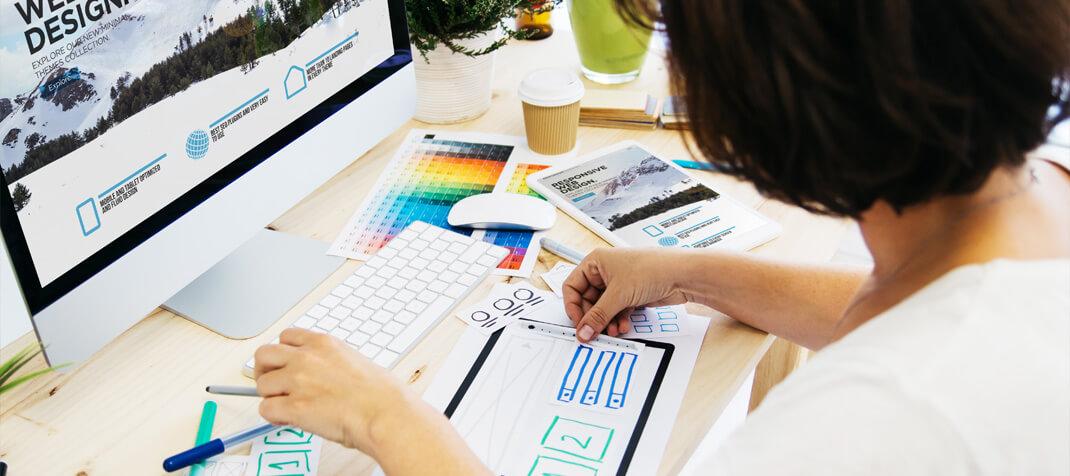16 نوع صفحه در طراحی وبسایت حرفه ای