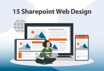 15 مورد از بهترین طراحی های وبسایت با استفاده از شیرپوینت