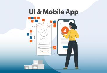 طراحی رابط کاربری حرفه ای برای اپلیکیشن موبایل