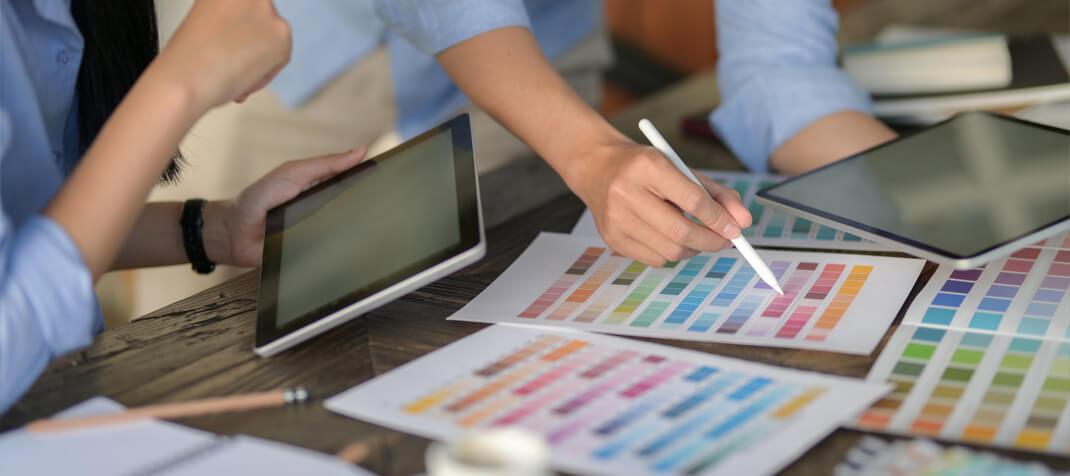 استفاده از تصاویر برای بهبود طراحی رابط کاربری و تجربه کاربری اپلیکیشن (UI/UX)