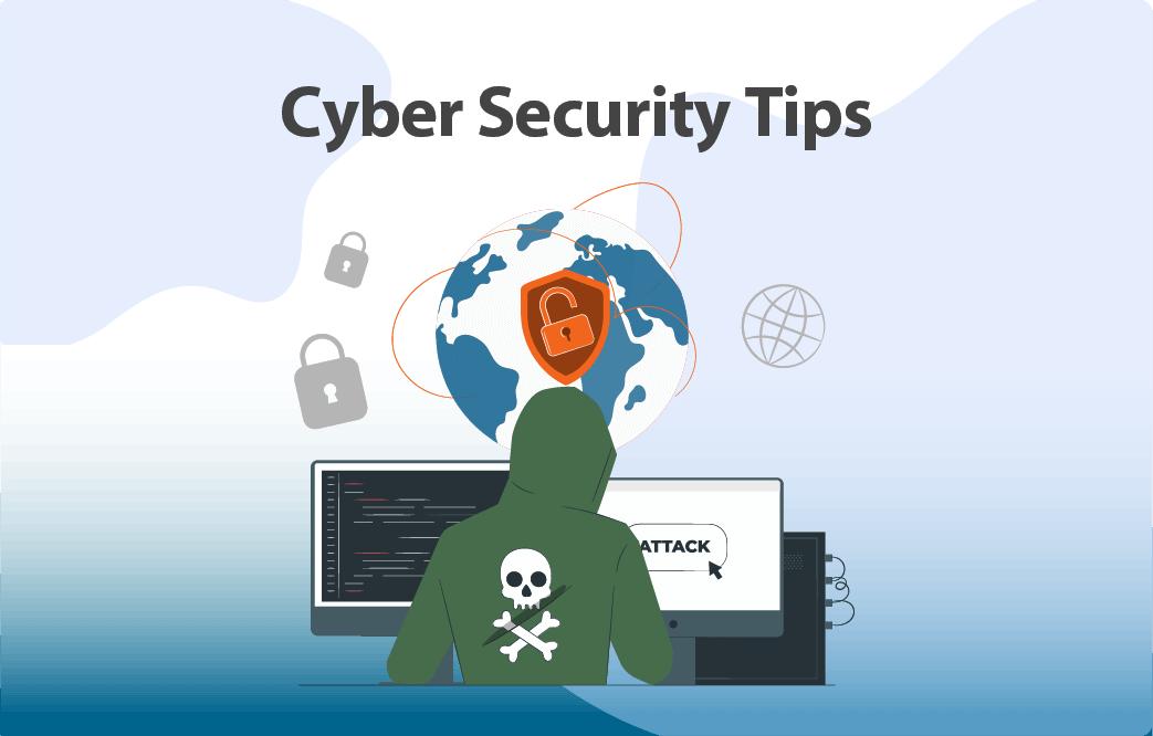 نکات مربوط به امنیت سایبری برای حفظ حریم خصوصی شما