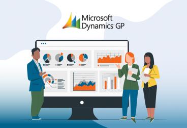 معرفی نرم افزار مالی Microsoft Dynamics GP