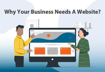 چرا کسب و کار شما به وب سایت نیاز دارد؟