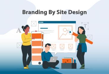 برندینگ از طریق طراحی سایت