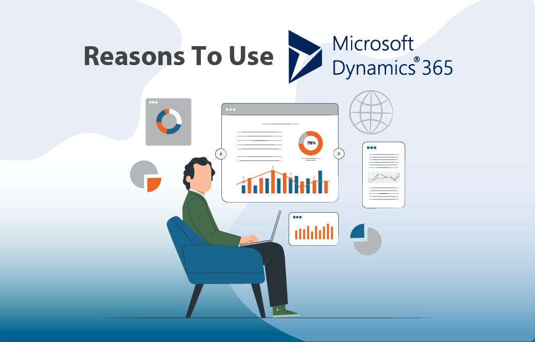 دلایل استفاده از مایکروسافت داینامیک 365
