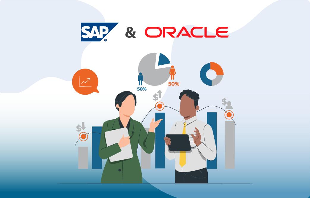 نرمافزارهای اوراکل و SAP
