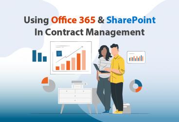 استفاده از آفیس 365 و شیرپوینت در مدیریت قرارداد