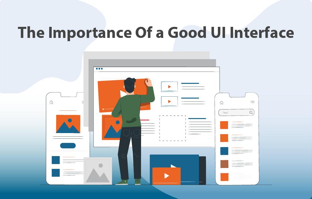 اهمیت رابط کاربری UI خوب در طراحی و توسعه اپلیکیشن سازمانی