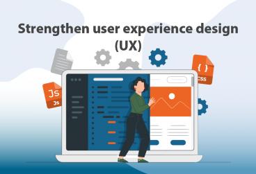 بهبود طراحی تجربه کاربری UX