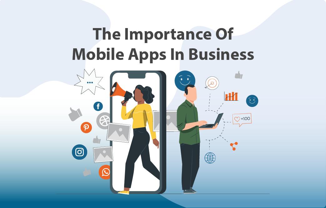 اهمیت اپلیکیشن تلفن همراه در کسبوکار