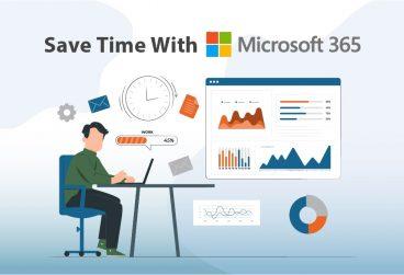 صرفه جویی در زمان با مایکروسافت 365