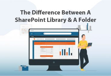 تفاوت میان کتابخانه شیرپوینت یا SharePoint library و یک فولدر چیست؟