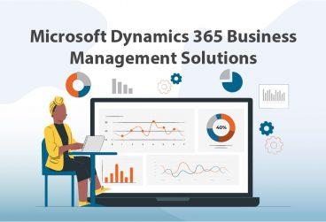 راهحل مایکروسافت داینامیک 365 مدیریت کسبوکار