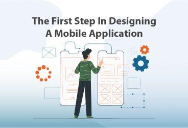 گام اول در طراحی اپلیکیشن تلفن همراه