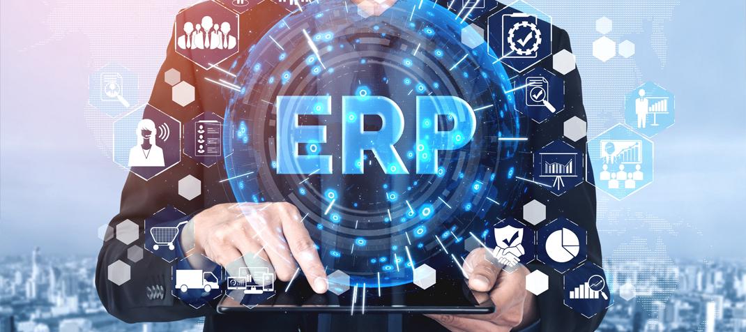 راهحلهای نرم افزاری ERP
