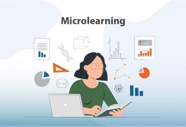 یادگیری خرد یا Microlearning