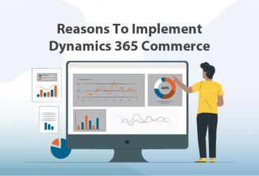 دلایل پیادهسازی داینامیک 365 commerce