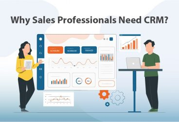 چرا متخصصین فروش به CRM نیاز دارند؟