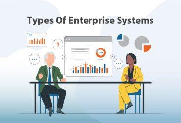انواع سیستمهای سازمانی