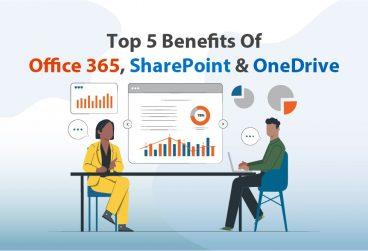 5 مزیت برتر آفیس 365، شیرپوینت و OneDrive