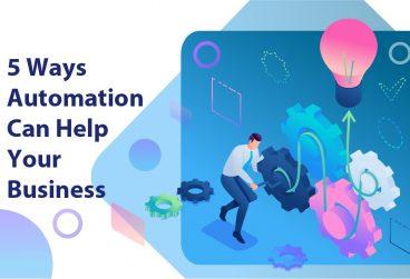 5 روش که اتوماسیون میتواند به کسب و کار شما کمک کند